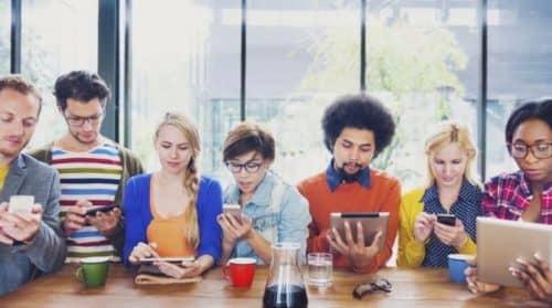 Полезное использование социальных сетей