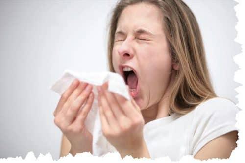 Причины чиханья