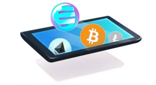 Информация о криптовалюте Enjin Coin