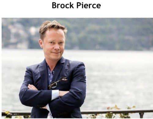 Брок Пирс