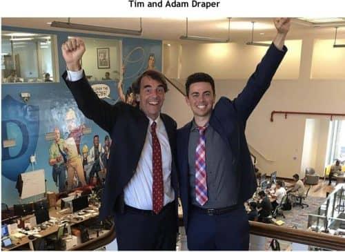 Тим и Адам Дрейпер