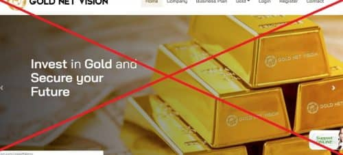 Gold Net Vision