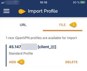 Как установить и настроить OpenVPN клиент
