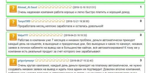 Честный отзыв о roboglobal.ru