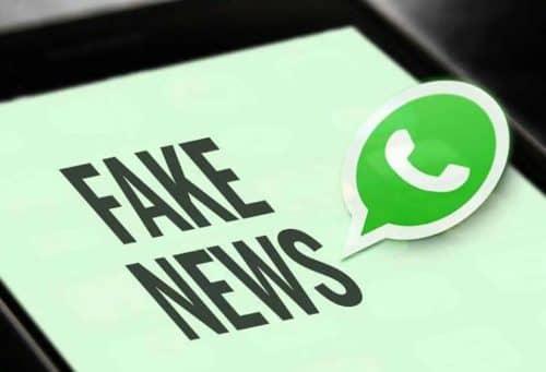 """Сообщение в WhatsApp о """"Бригаде медиков"""""""