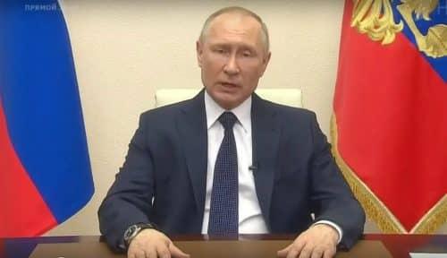 выступление В.В. Путина 02.04.2020
