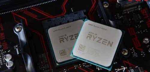 Особенность температуры процессора AMD